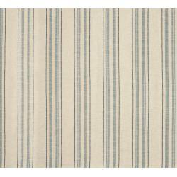 tejido Hadley Stripe azul mar