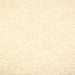 papel pintado vinílico crema de diseño