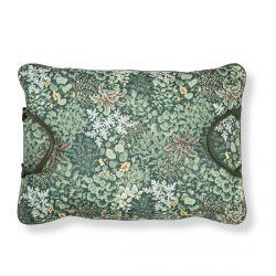 almohadilla para jardín verde de diseño