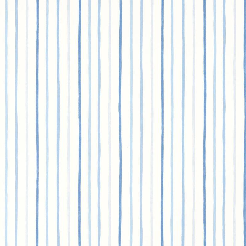 Papel pintado painterly stripe azul laura ashley decoraci n - Papel pintado laura ashley ...