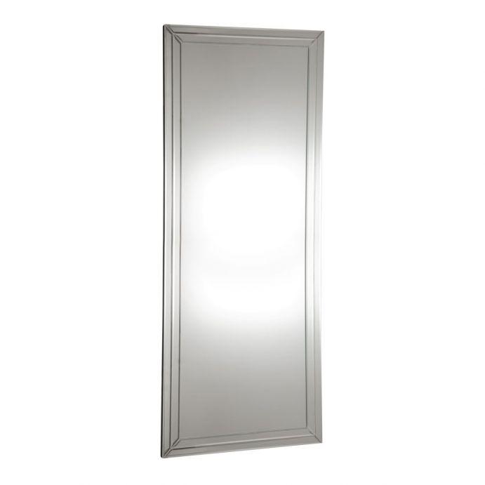 espejo de cuerpo entero de diseño elegante