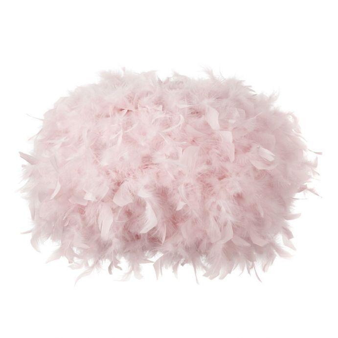 L mpara feather cloud rosa laura ashley decoraci n - Lamparas laura ashley ...