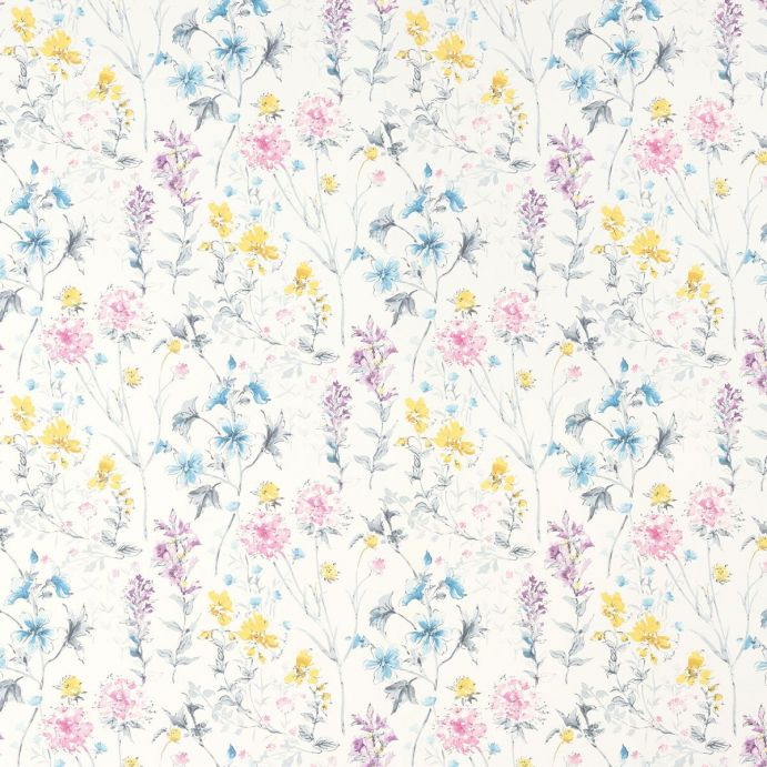 Papel pintado wild meadow multi laura ashley decoraci n - Laura ashley papel pintado ...