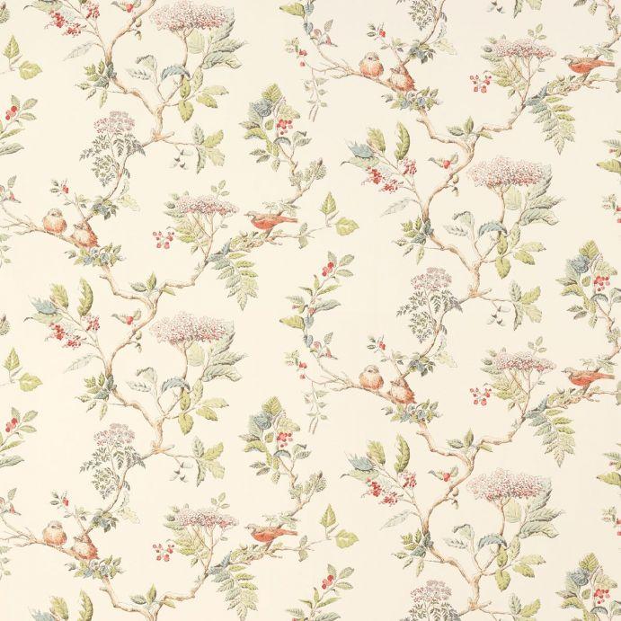 Papel pintado elderwood natural laura ashley decoraci n - Laura ashley papel pintado ...