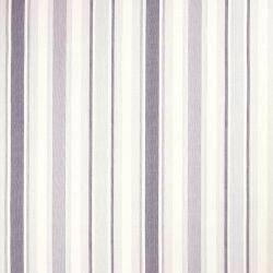 tela de rayas moradas y blancas de diseño, muy elegante