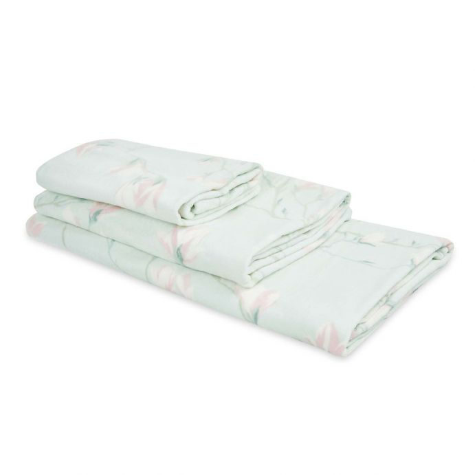 toallas estampadas con flores de algodón de diseño