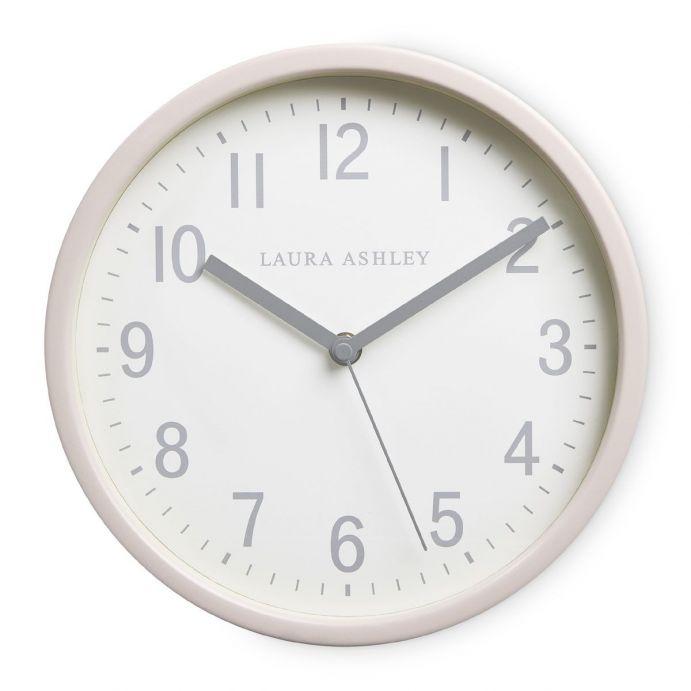 reloj de pared Soho rosa maquillaje