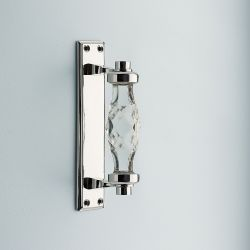tirador para puerta corredera de crital de diseño