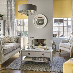 manta de cuadros gris de diseño