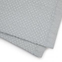 manta gris con texturas de diseño