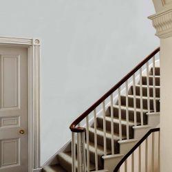 pintar las paredes en gris talco con estilo