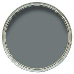 pintar paredes en precioso gris pizarra oscuro