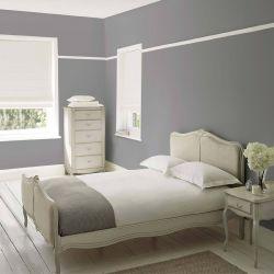 pintar paredes en gris acero con estilo