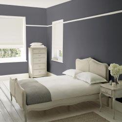 pintar paredes en negro carbón con estilo