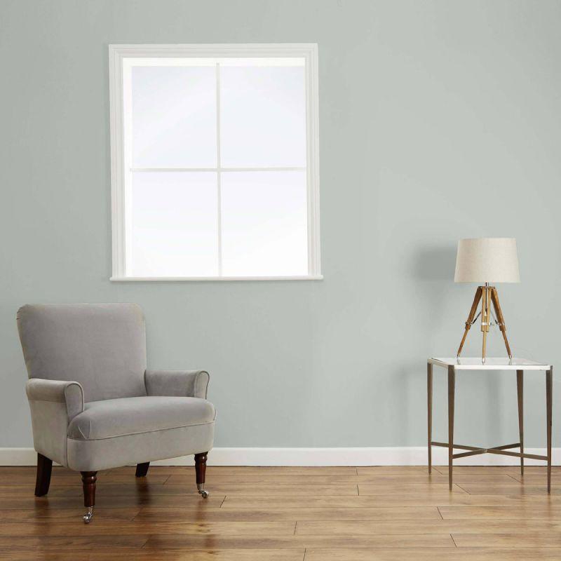 Pintar paredes en gris gallery of top fabulous pintar for Color gris verdoso paredes