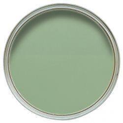 pintura mate verde fresco