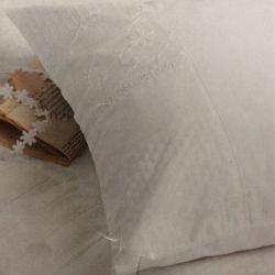 funda nórdica bordada blanca de diseño
