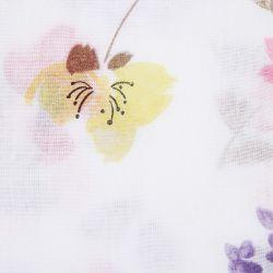 pañuelo estampado de flores perfecto para el buen tiempo