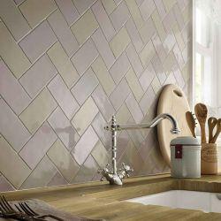 baldosas de color gris de alto brillo de diseño