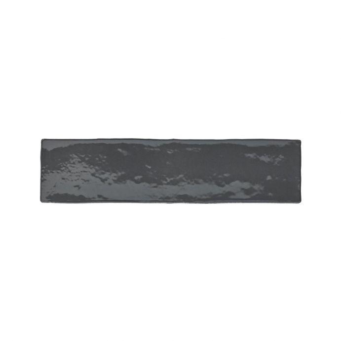 baldosas de color gris oscuro de alto brillo de diseño