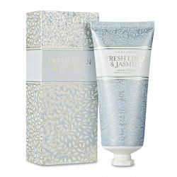 crema de manos de diseño perfumada
