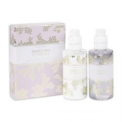 set de regalo para el cuidado de manos perfumado de diseño