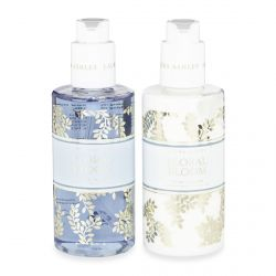 set de jabón y crema de manos perfumada de diseño