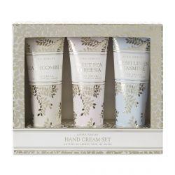 3 cremas de manos perfumadas ideales para regalo de diseño