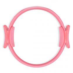 precioso aro de pilates de diseño en rosa
