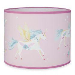 pantalla colgante Unicorns rosa