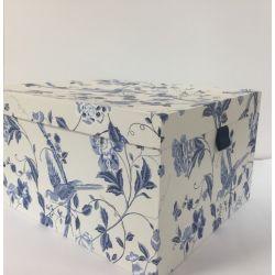 3 cajas China blue - TARAS