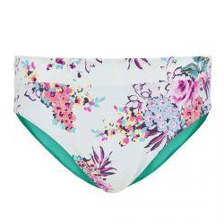 braguita bikini floral azul agua de diseño