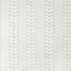 papel pintado de hojas vintage en gris de diseño