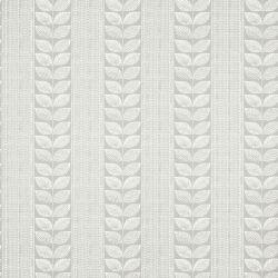 papel pintado de hojas estilo vintage en gris de diseño