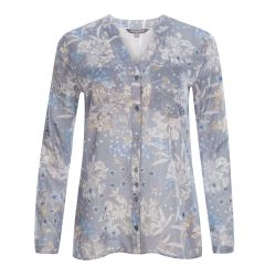 blusa fluida Forget me Not
