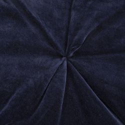 colcha azul noche de diseño
