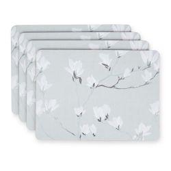 salvamanteles de corcho diseño magnolias