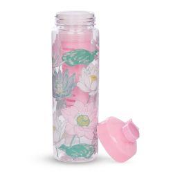 botella para gimnasio agua infusión frutas de diseño