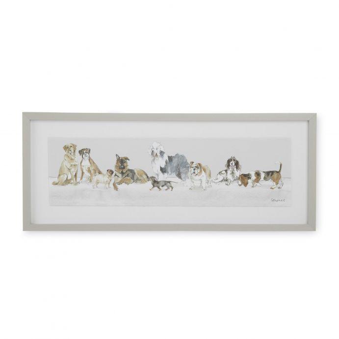 cuadros de perros de diseño
