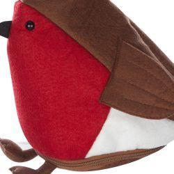 sujeta puertas con forma de pájaro para Navidad