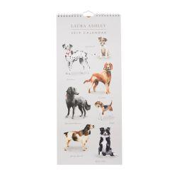 calendario 2019 diseño perros