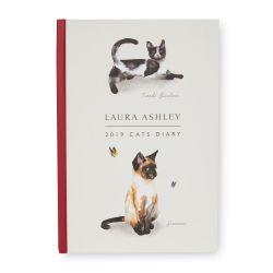 agenda 2019 diseño gatos