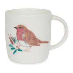 taza de desayuno con pájaro ideas de regalos de Navidad