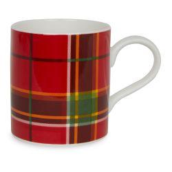 taza de desayuno con cuadros ideas de regalos de Navidad
