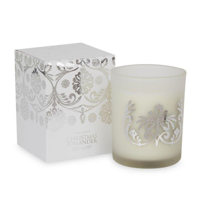 vela perfumada con aroma de Navidad ideas de regalo