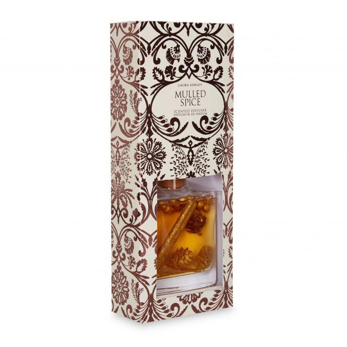 mikado de varitas difusoras de aromas de Navidad - ideas de regalo