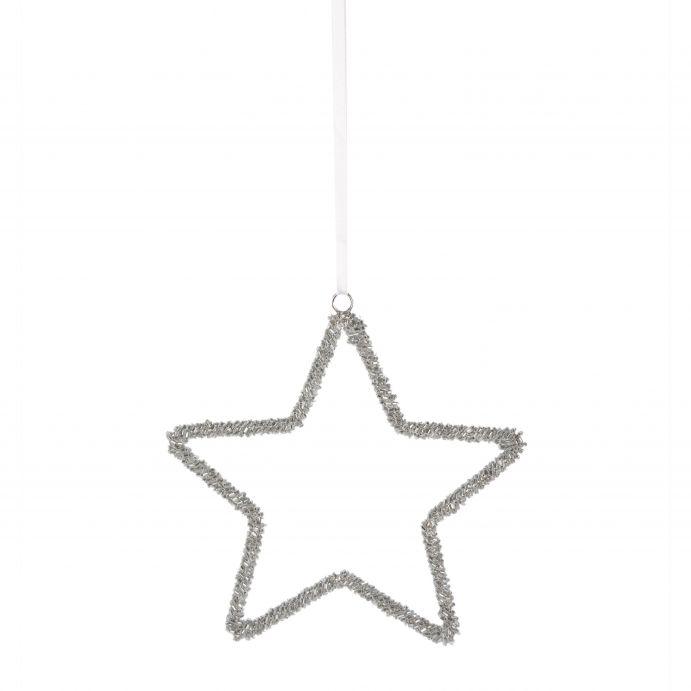 decoración para el árbol de Navidad de diseño con estilo