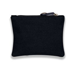 monedero de lana con diseño de zorrito ideal como regalo