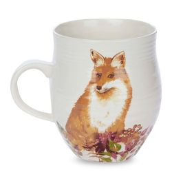 original taza de desayuno con zorro, ideas de regalo