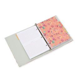 cuaderno recetario con diseño de liebre